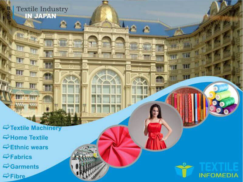 textile industries in japan