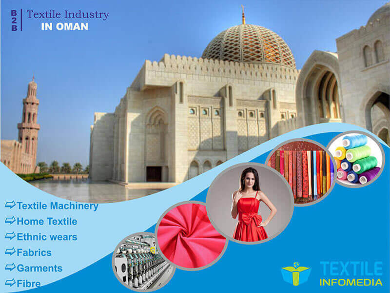 Textile industry in Oman - Oman Textile B2B portal for