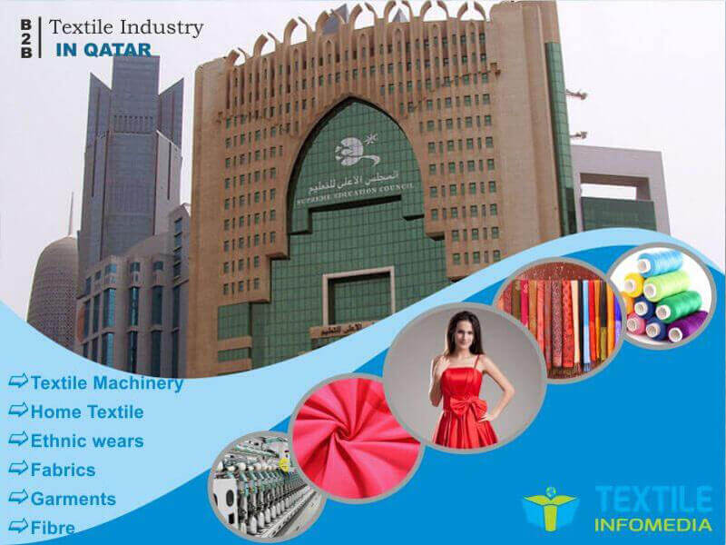 Textile industry in Qatar - Textile business market in Qatar