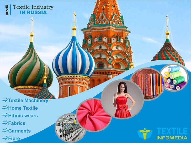 textile industries in russia