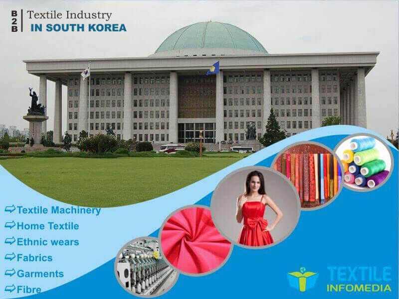 textile industries in south korea