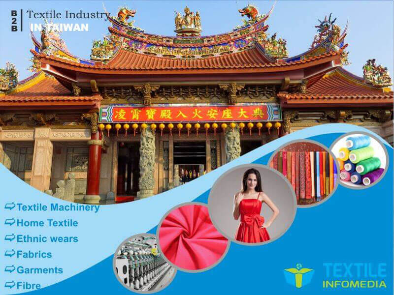 textile industries in taiwan