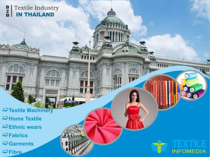 textile industries in thailand