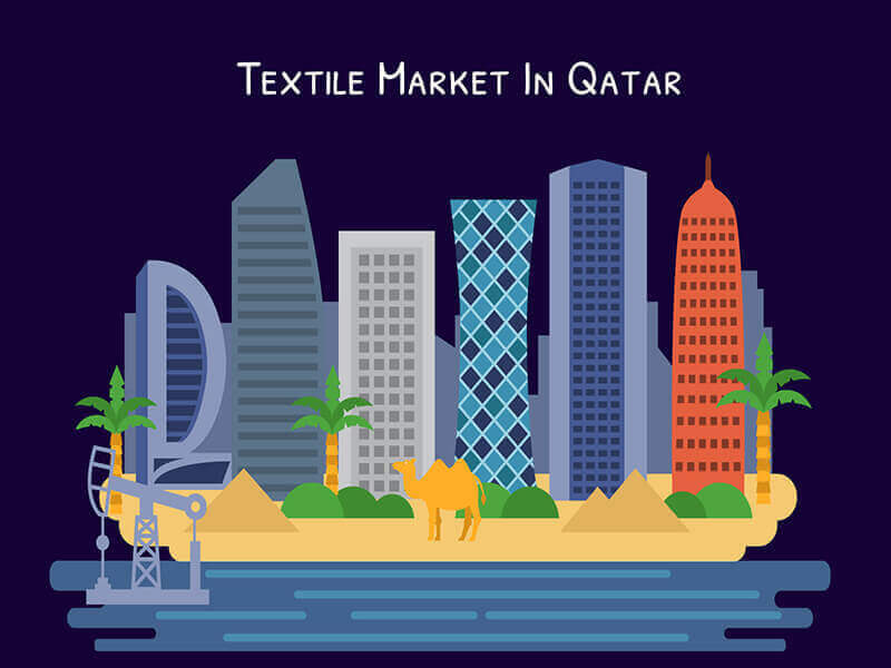 qatar textile Business and Market