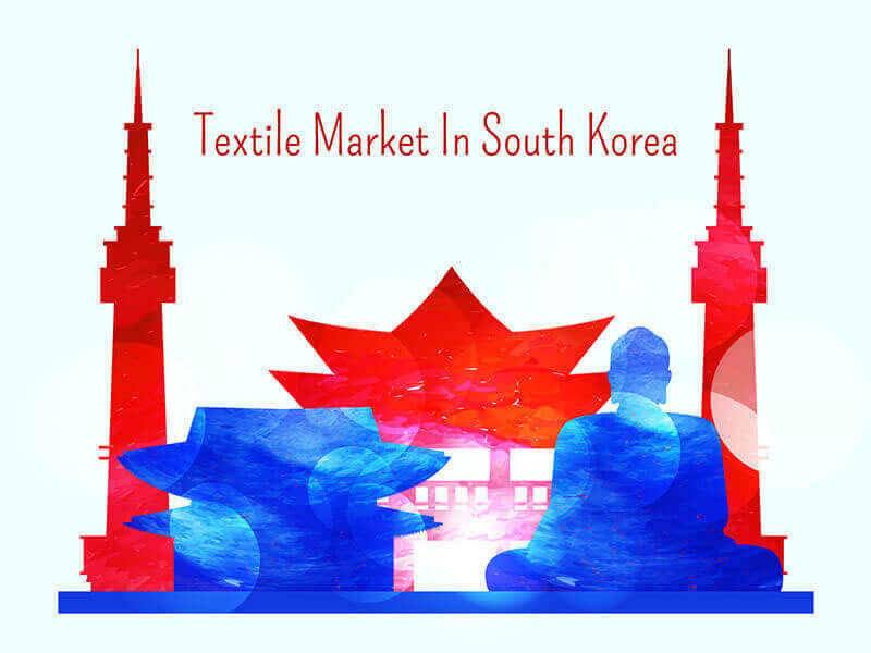 south korea textile Business and Market