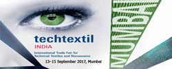 Techtextil India 2017 - Goregaon (East), Mumbai
