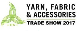 YARN FABRIC AND ACCESSORIES 2017 - New Delhi