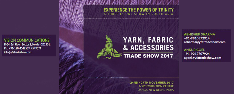 YARN FABRIC AND ACCESSORIES 2017