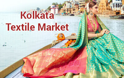 Textile market in India, Wholesale cloth, saree, dress market in India