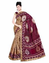 Exclusive Cotton Polyester Saree