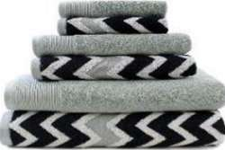 Premium Cotton Bath Towels Set