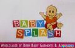 Baby Splash logo icon