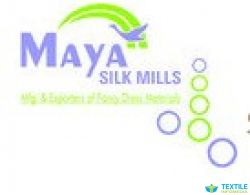 Maya Silk Mills logo icon