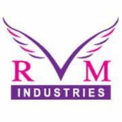RVM INDUSTRIES logo icon