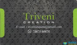 Triveni Creation logo icon