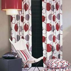 Fancy Printed Curtains