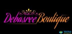 DEBASREE BOUTIQUE logo icon
