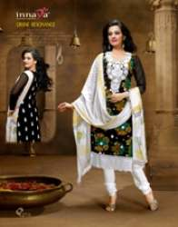 Florida Straight Salwar suit