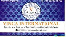 Vinca International logo icon
