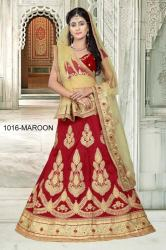 Red Bridal Lehenga5