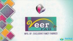 Veer Fab logo icon