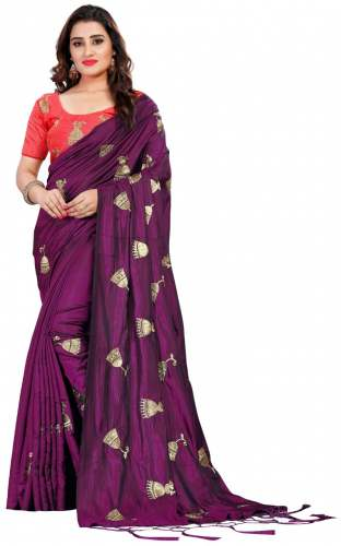 Georgette embroidery Saree by Destiny Fashion Hub