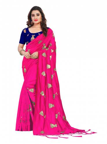 georgette Fancy Saree by Destiny Fashion Hub