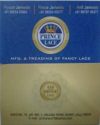 Prince Lace logo icon