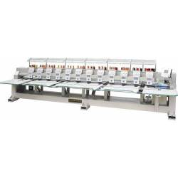 High Speed Computerized Embroidery Machine