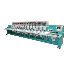 HSW Computerized Embroidery Machine