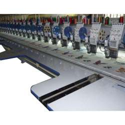 Sequence Computerized Embroidery Machine