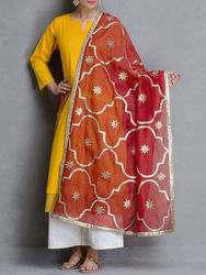3d7883cad1 Fancy Dupatta Manufacturers, wholesalers & exporters in Hyderabad,  Telangana, India