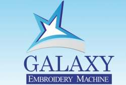 Galaxy Embroidery Machine logo icon