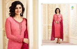 Designer Embroidered Straight Suit11