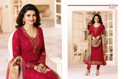 Designer Embroidered Straight Suit14