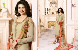 Designer Embroidered Straight Suit15
