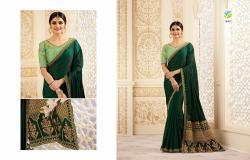 Silk Saree With Blouse Material 4