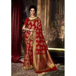 5e834460b3 Banarasi Sarees Manufacturers, exporters & suppliers in Chennai, Tamil Nadu  Best quality banarasi silk sarees