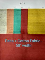 DELTA  FABRIC[100 % COTTON FABRIC .