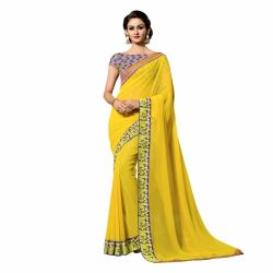 Embroidery Work Sarees 1