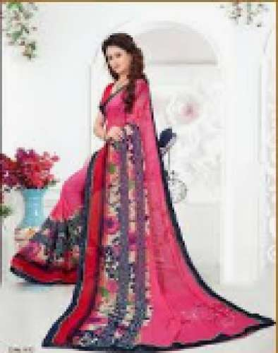 Fancy Georgette Saree