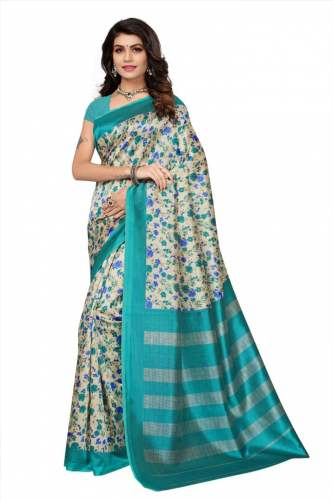 KRISHNA SAREE Cotton Silk Saree (Set-01)