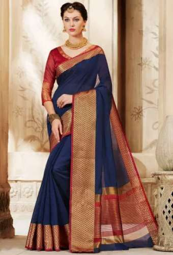 KRISHNA SAREE COTTON SILK SAREE