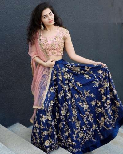 KRISHNA SAREE Exclusive Lehenga Choli