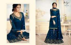 Exclusive Party Wear Sharara Suits