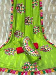 Bright Dress Material