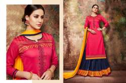 ac53057221 Printed Cotton Suits Manufacturers & Suppliers in Ahmedabad, Gujarat, India  - Ladies print cotton suits