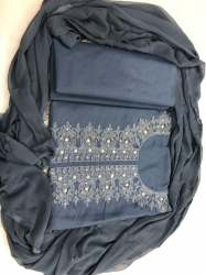 Designer Embroidery Suit Material