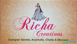 Richa Creations logo icon