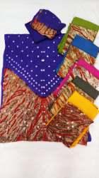 fc7b113ce6 Bandhani Dress Manufacturers and suppliers in Kolkata, West Bengal, India -  Latest Bandhani dress